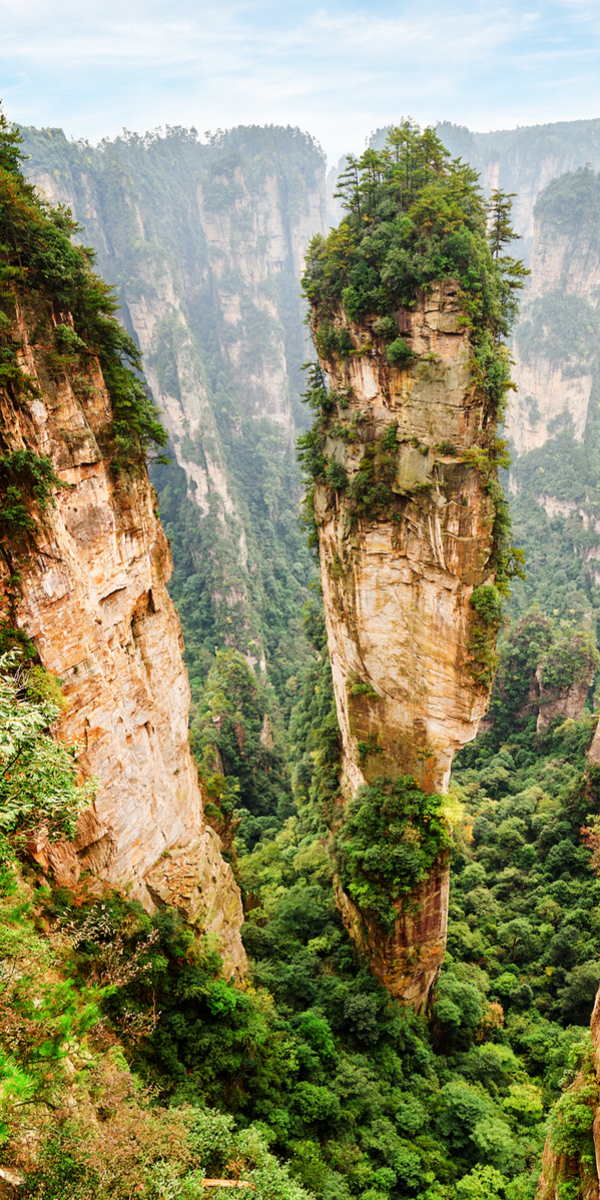 Zhangjiajie, Hunan, China