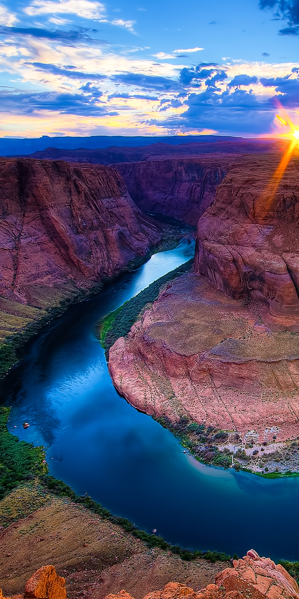 Horseshoe Bend, Grand Canyon, Arizona