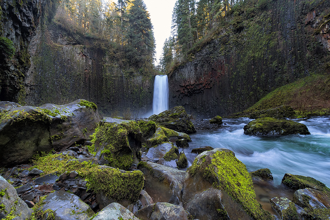 Abiqua Falls, Oregon