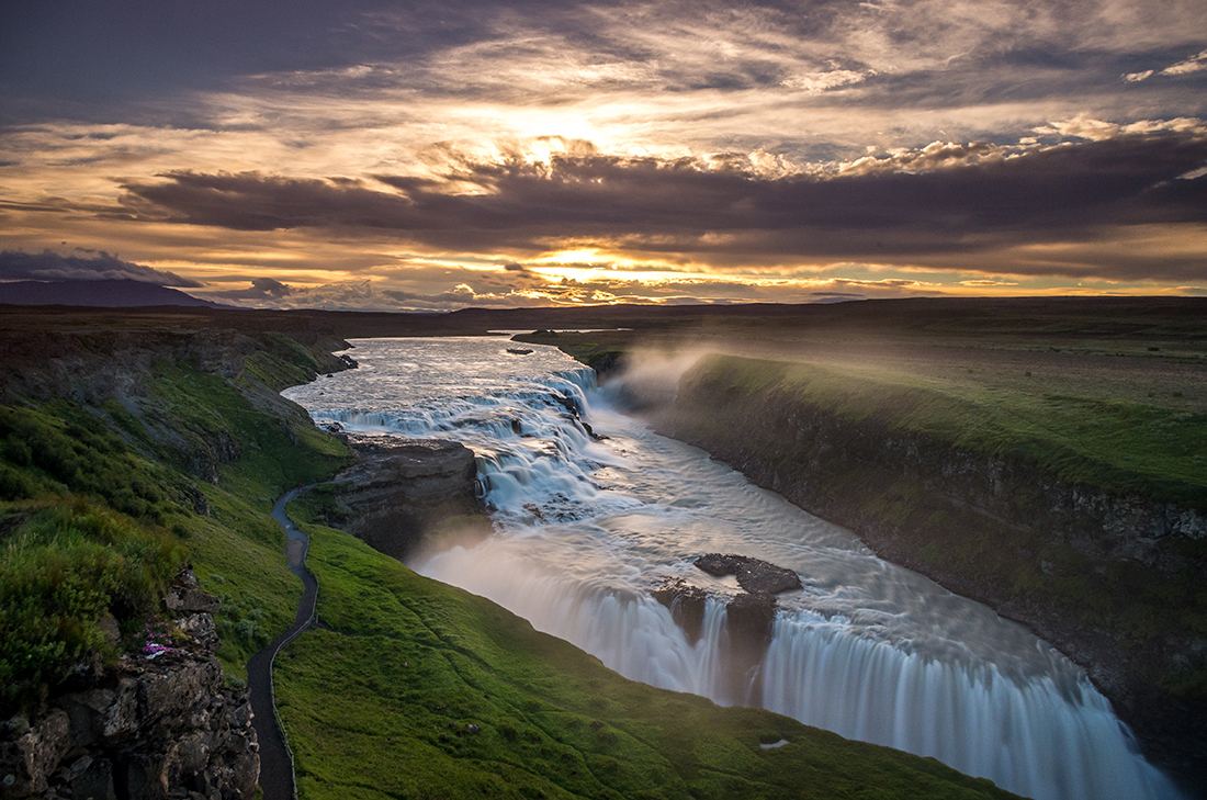 Great Gullfoss, Iceland