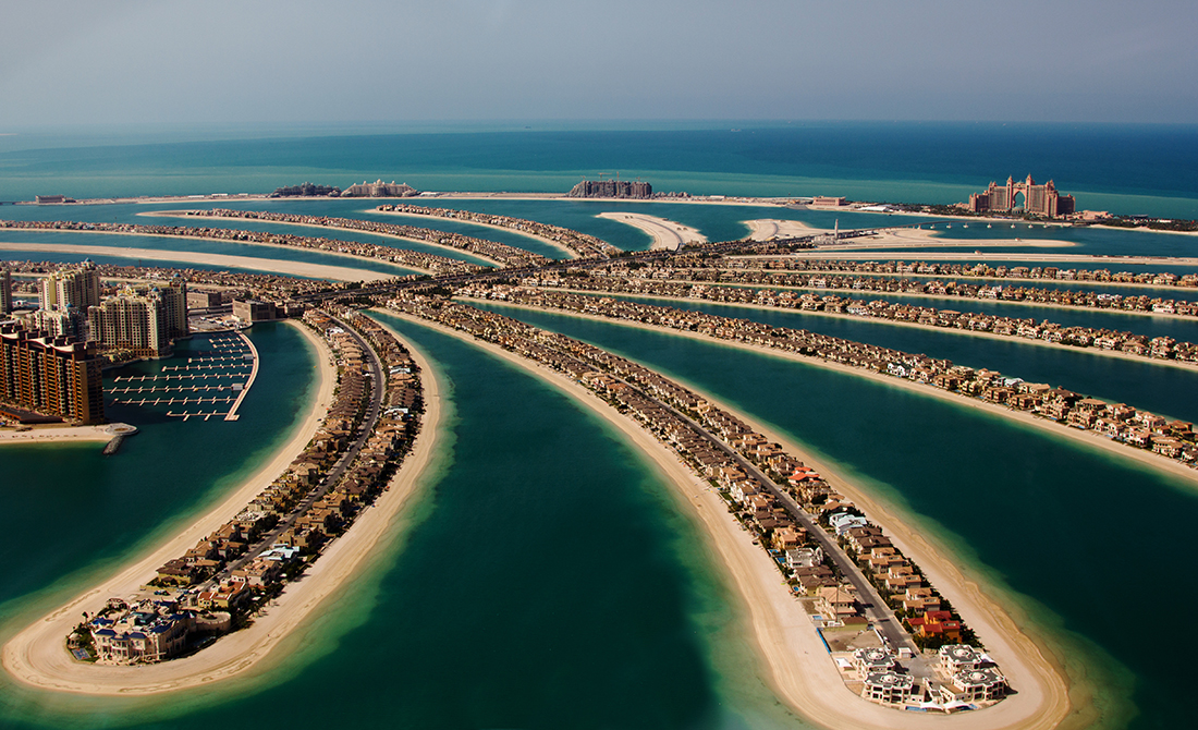 Palm Jumeirah, Dubai, United Arab Emirates