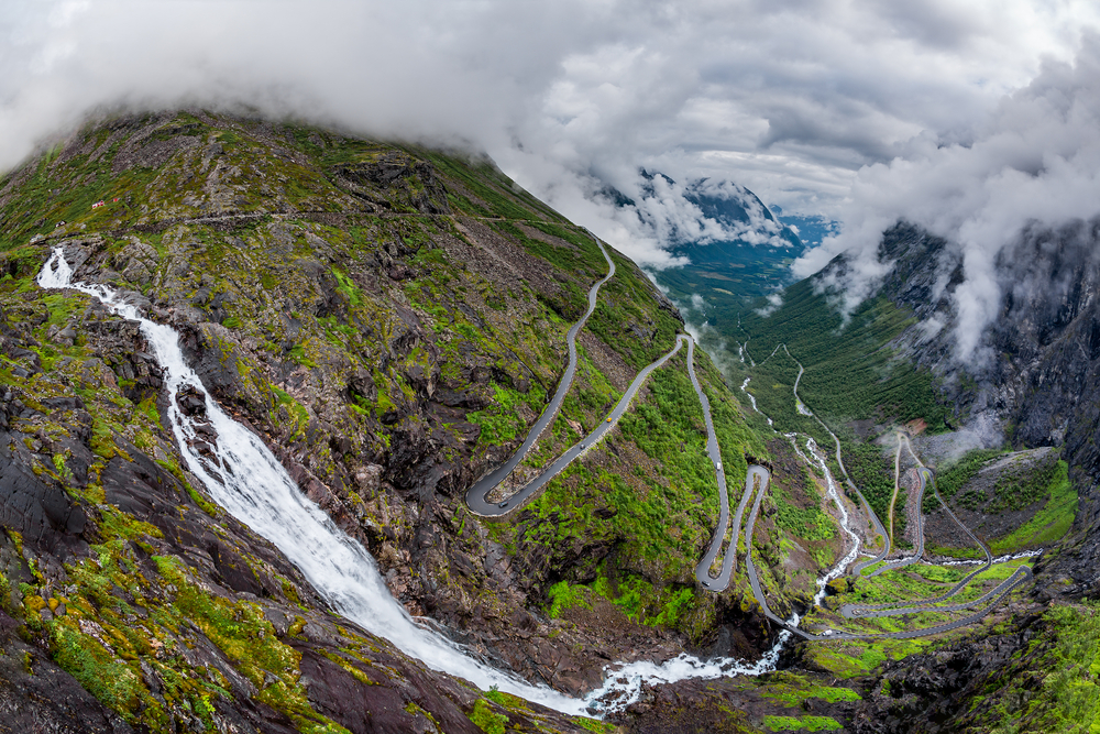 Trollstige, Norway