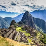 Machu picchu lost city of inkas, Peru