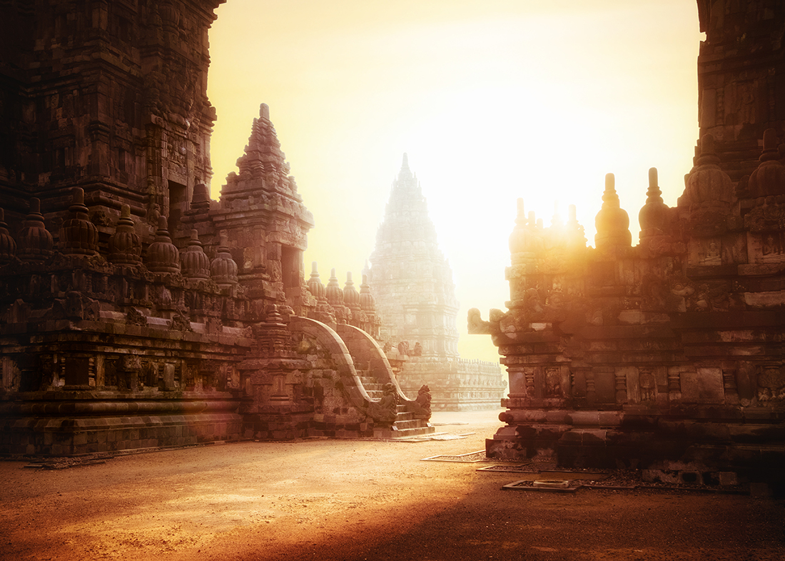 Prambanan Temple, Java island, Indonesia