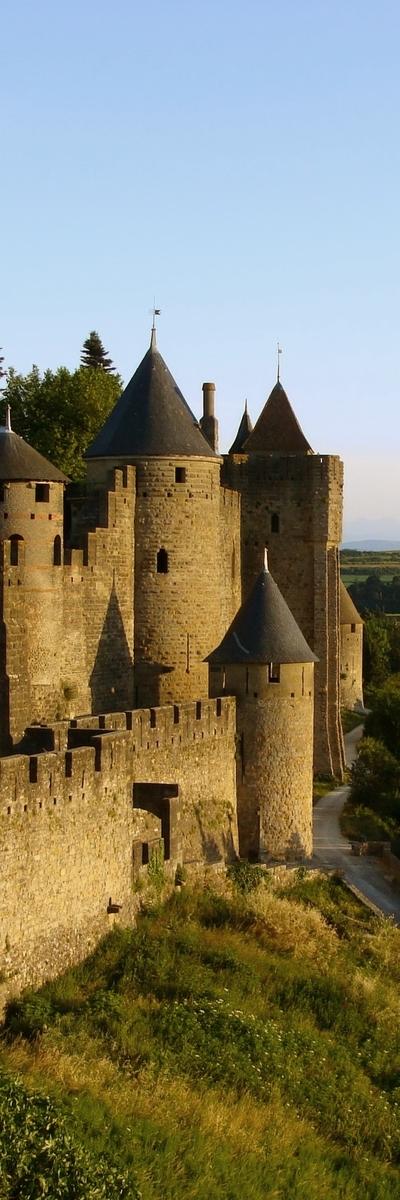 Carcassone, France