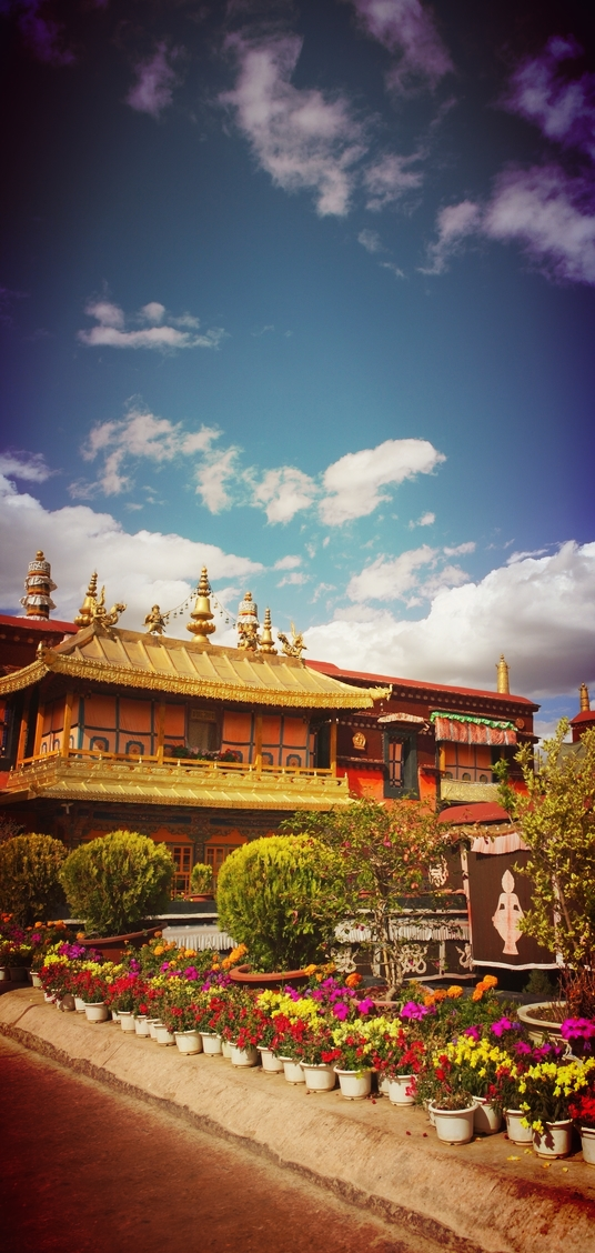 Jokhang, Tibet, China