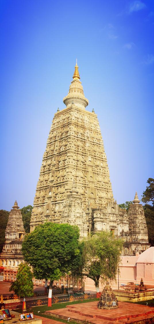 Mahabodhi, Bodhgaya