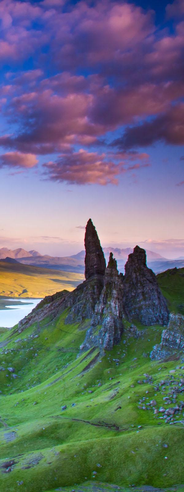 Old Man of Storr Rock, Scotland