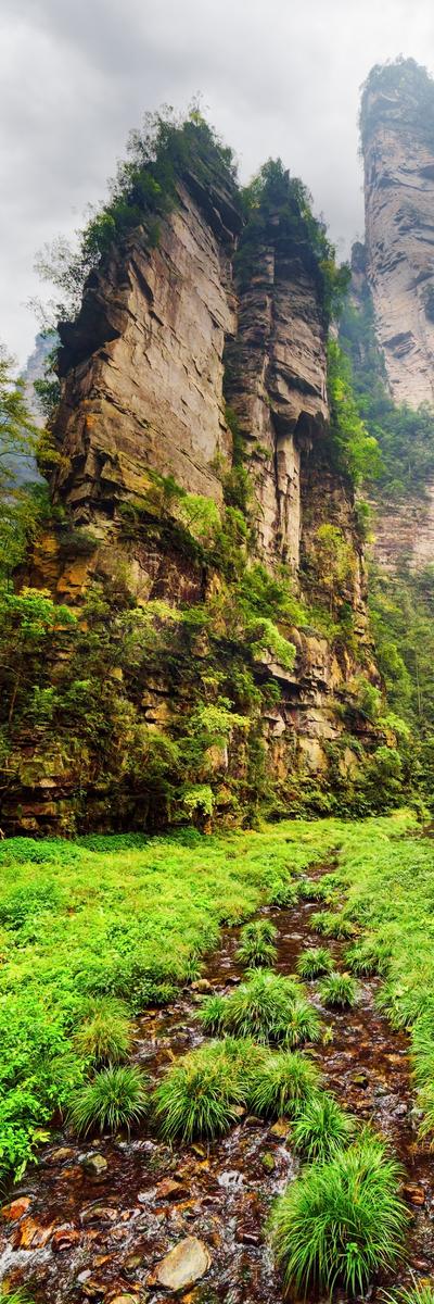 National Forest Park Zhangjiajie, China